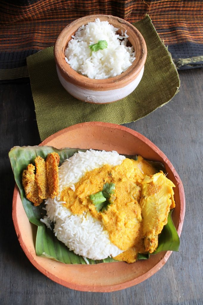 Lady fish curry