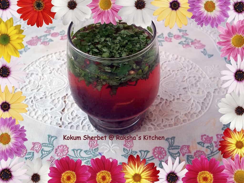 Kokum Sherbet