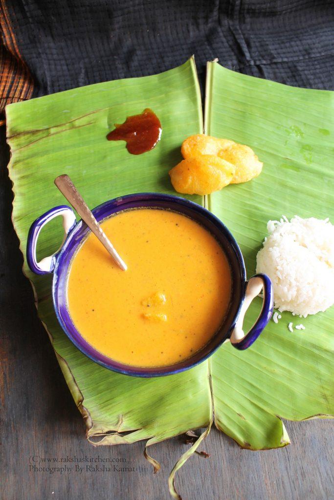 Goan raw mango curry