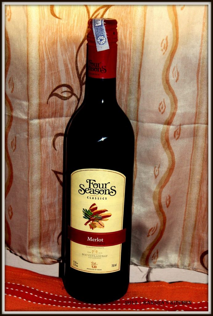 Four Seasons Merlot, Four Seasons Wine