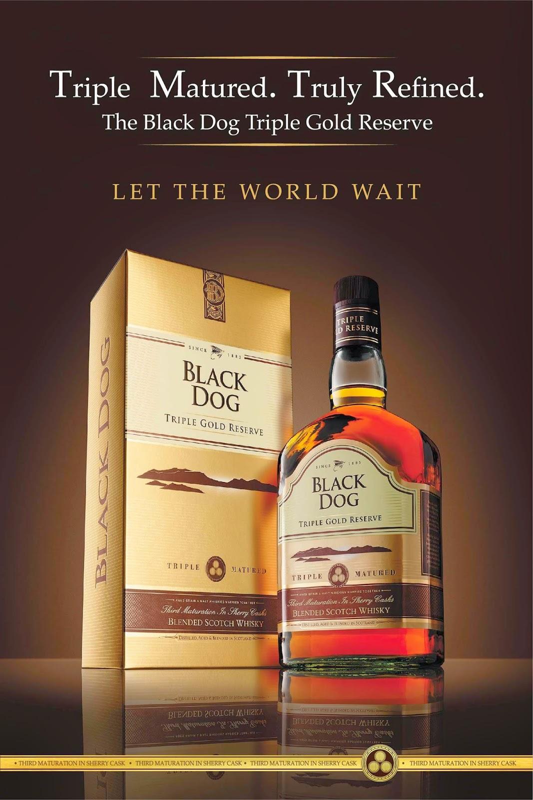 Black Dog Whisky