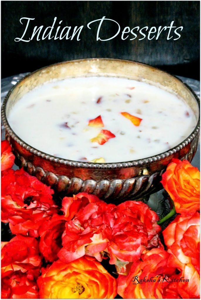 Contest Announcement – Indian Dessert Recipes, 2 People To Win Flipkart Vouchers