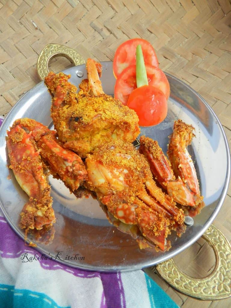 Rava Fried Crabs