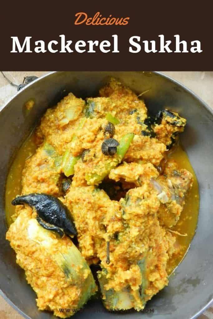 Goan Mackerel sukha