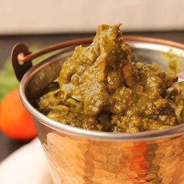 Chicken Saagwala