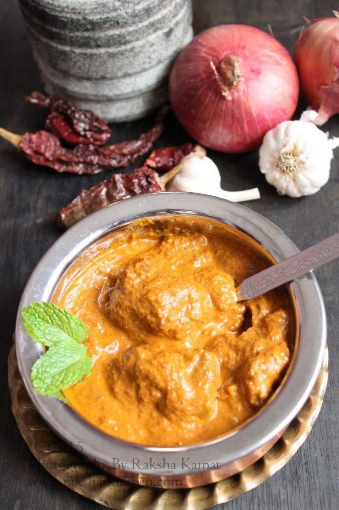 Goan mori mutton