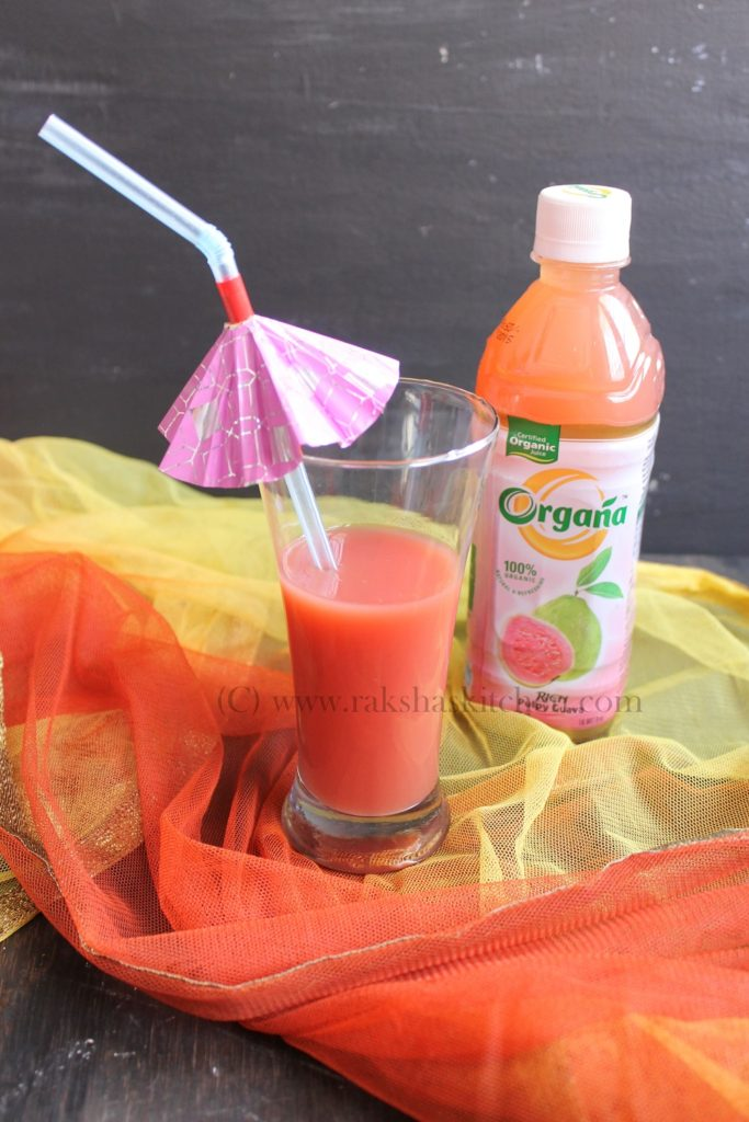 Organa Fruit Juices And Fruit Bars – A Product Review