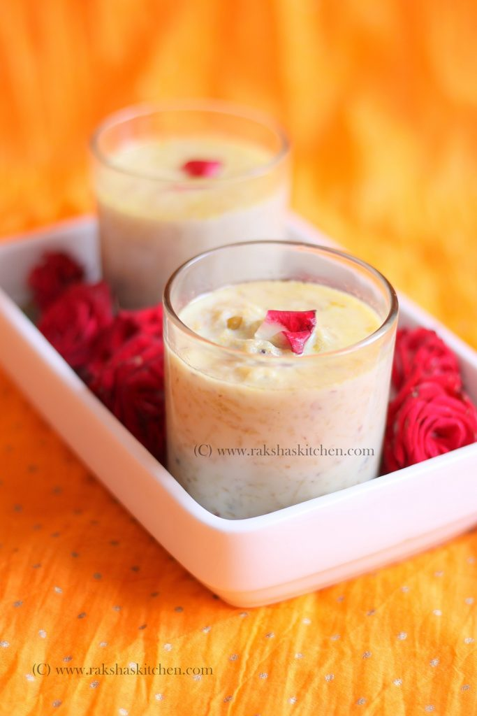 Indian Apple Pudding