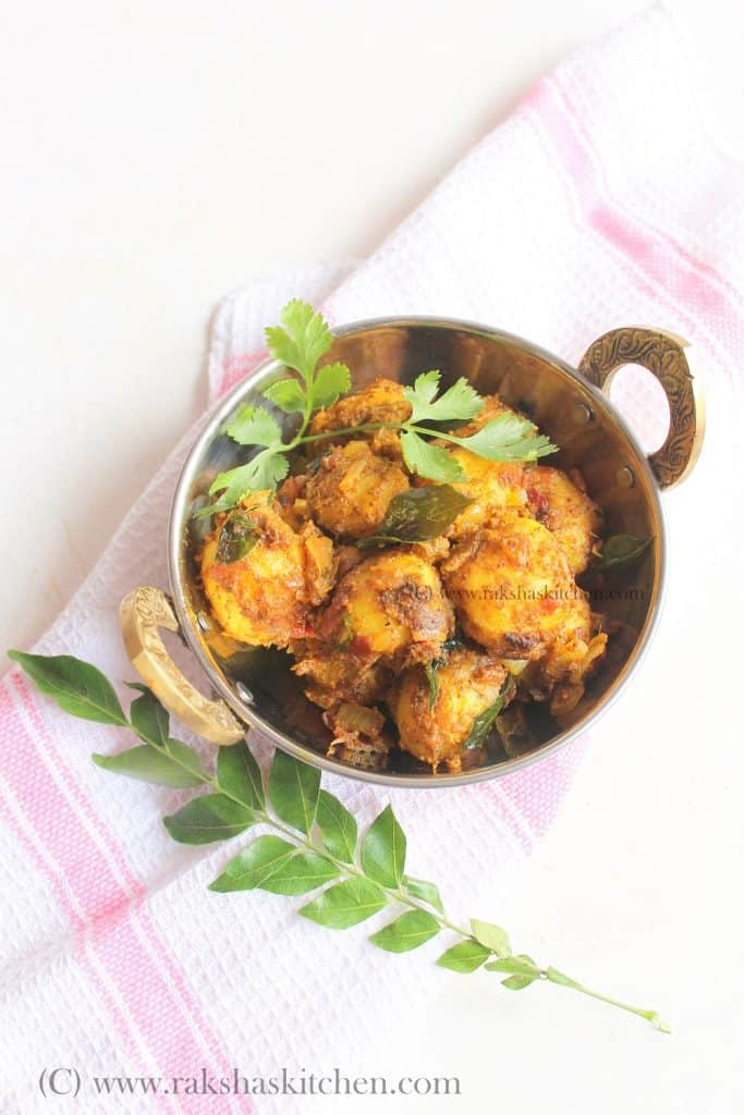 Chatpata baby potatoes