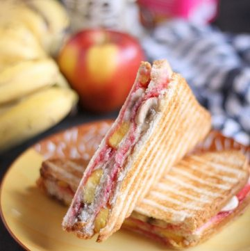 Fruit Sandwich