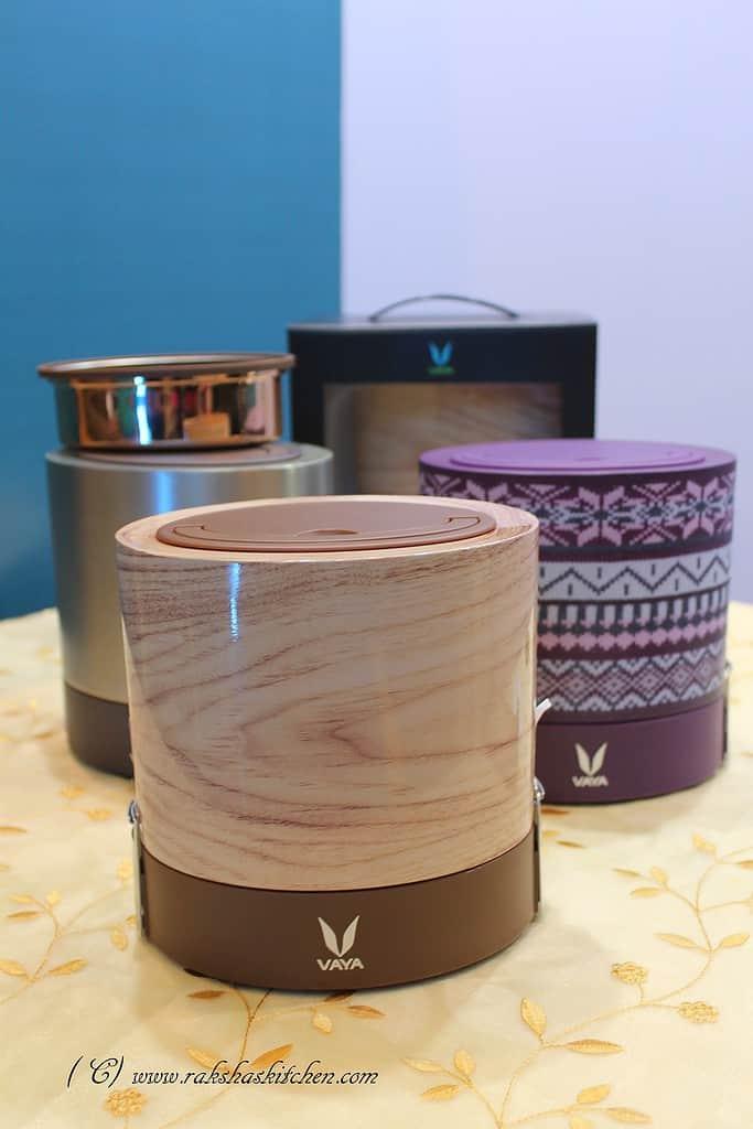 Vaya Brand Launch And Vaya Tyffyn Product Review
