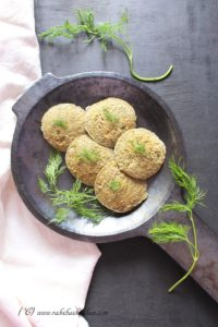 Green Moong And Vegetable Idlis