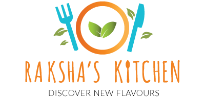 Raksha's Kitchen logo