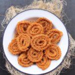Rice flour chakri