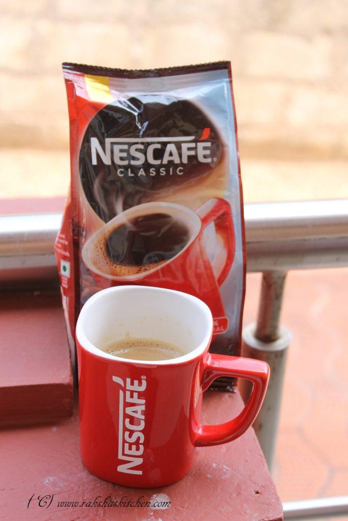The Nescafe PLan