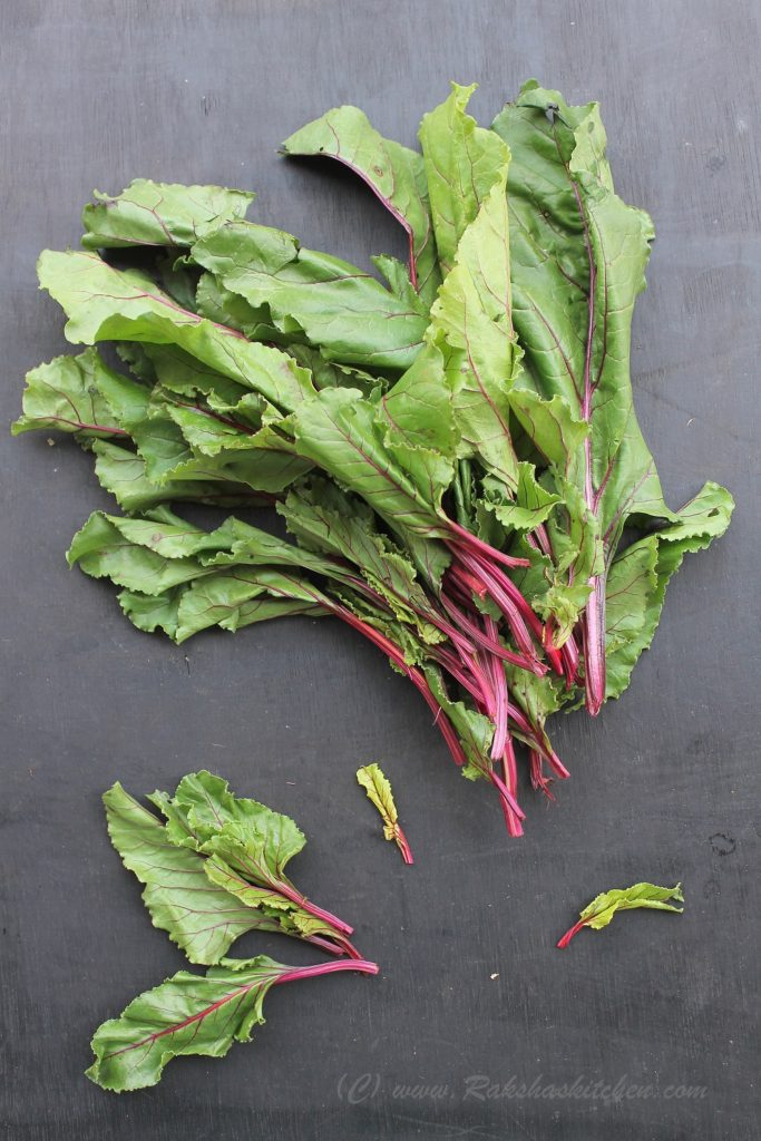 Beetroot Greens