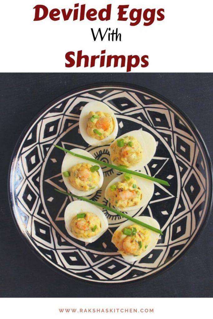 Shrimp deviled eggs best