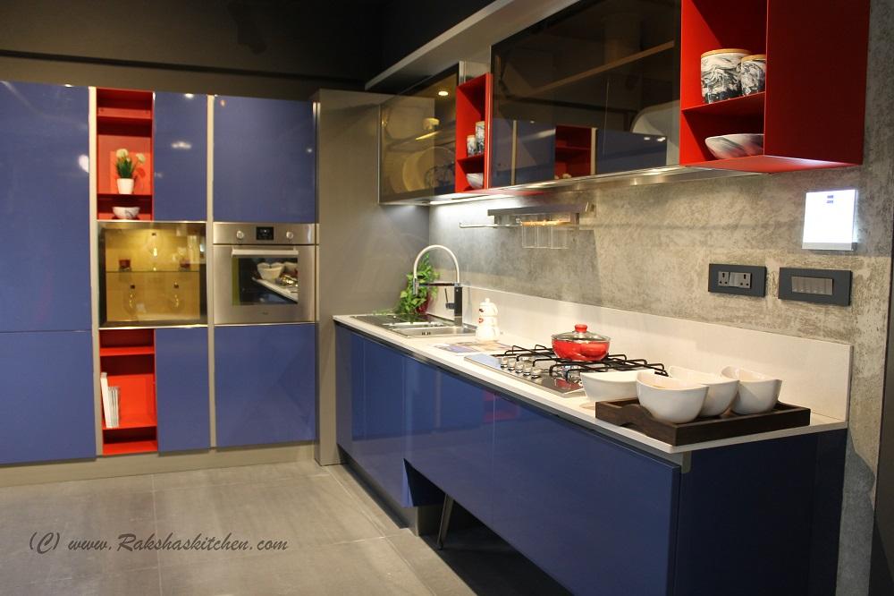Italian Modular Kitchens By Stosa Cucine