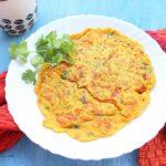 egan Eggless Omelette