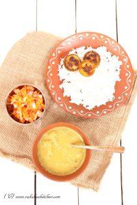 Goan radish curry