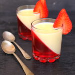Jelly Custard Shots