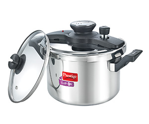 TTK Prestige Clip On Pressure Cooker