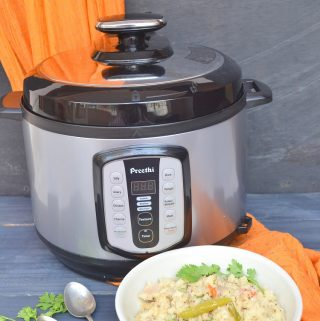 Preethi Electric Pressure Cooker