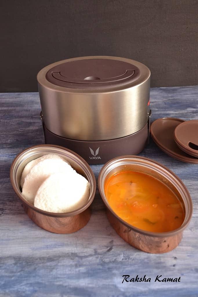 Healthy Lunch Box Ideas With Vaya Tyffyn