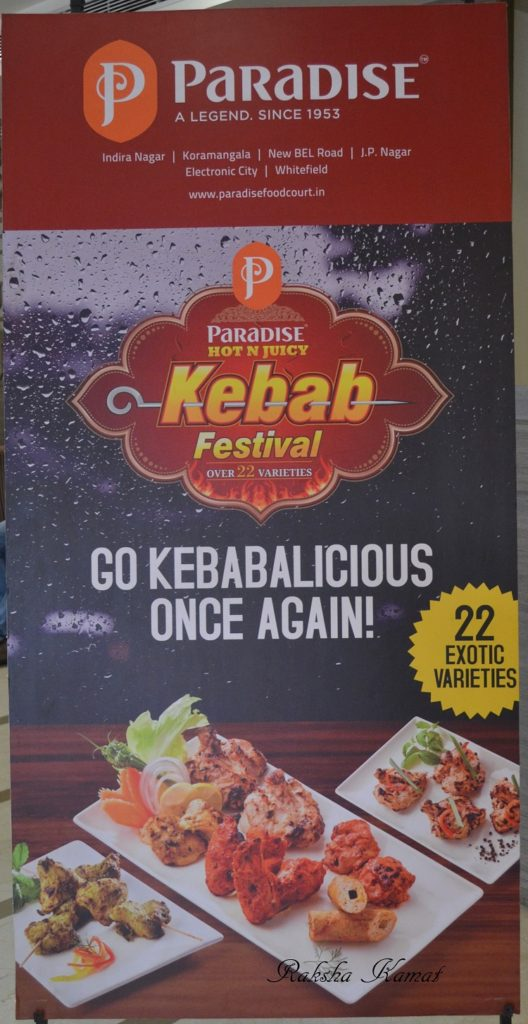 Hot N Juicy Kebab Festival Paradise
