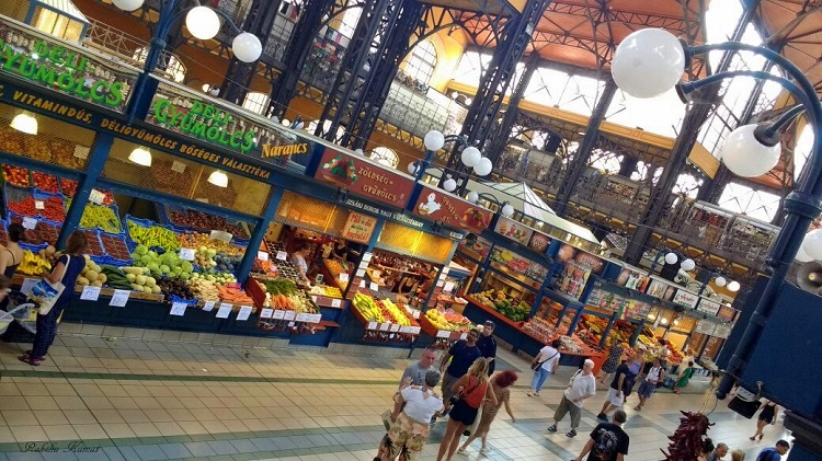 Hungarian Central Market