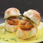 Vada Pav - Spicy Indian Burger