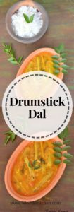Drumstick Dal