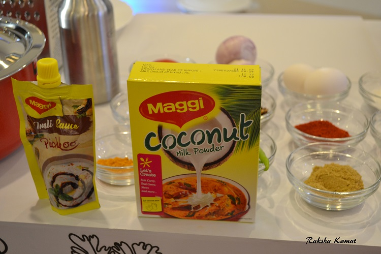 Maggi Kitchen journeys, Rita Shinde, Raksha's Kitchen