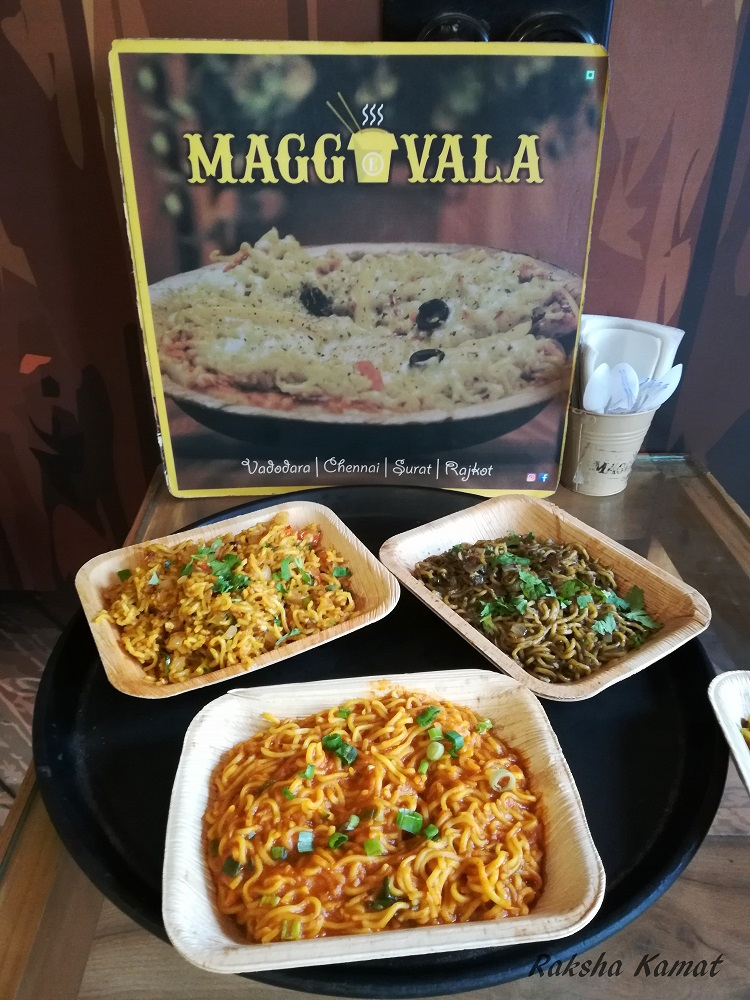 Maggi Kitchen Journey With Charmi Dave In Vadodara, Gujarat
