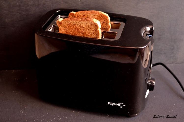 Bread toast, Pigeon Pop up toaster, Pigeon kitchen appliances