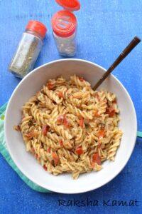 Easy Pasta With Tomato