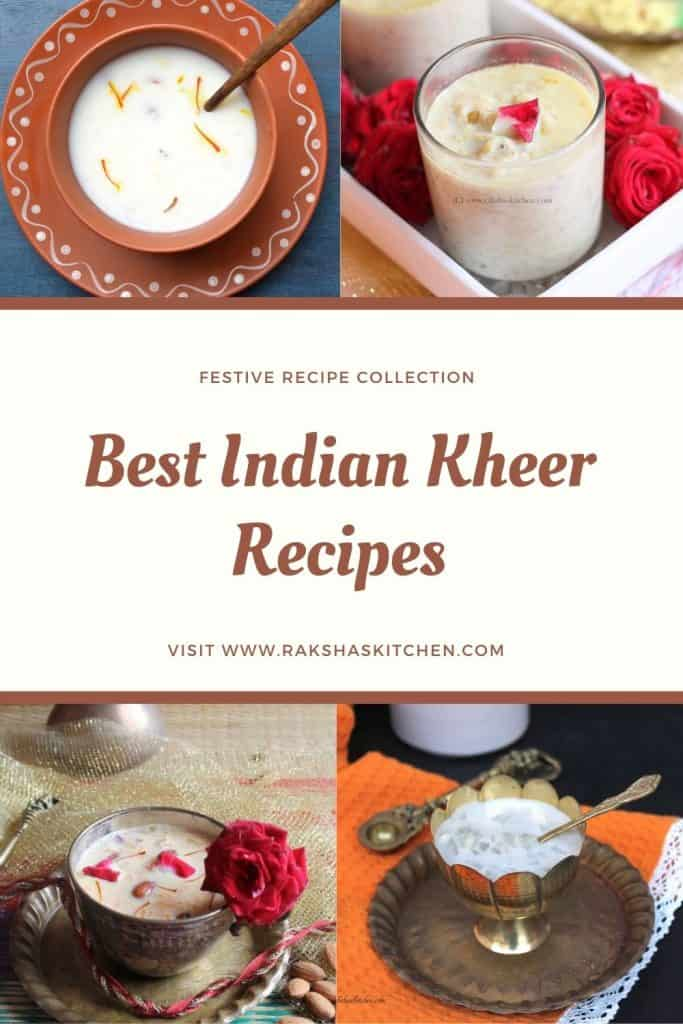 Best Indian Kheer Recipes