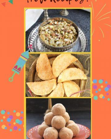 Top Holi Recipes